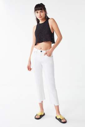 One Teaspoon Truckers Cropped Jean