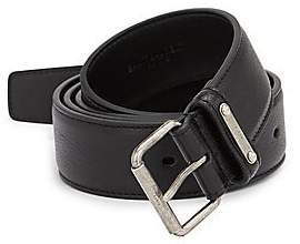 Saint Laurent Men's Leather Belt