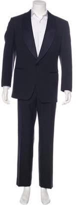 Tom Ford Wool Shawl Tuxedo