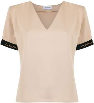 Olympiah Flamingo T-shirt x Silvia Braz