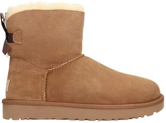 UGG Bailey Mini Bow Boots