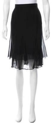 Karl Lagerfeld Knee-Length Skirt