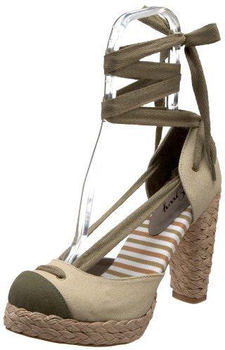 Envy Women's Ahoy Platform Sandal