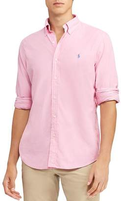 Polo Ralph Lauren Corduroy Classic Fit Button-Down Shirt