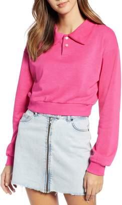 BP Polo Sweatshirt