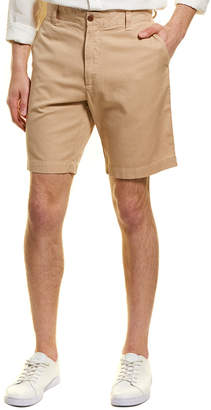 Grayers Linen-Blend Stretch Short