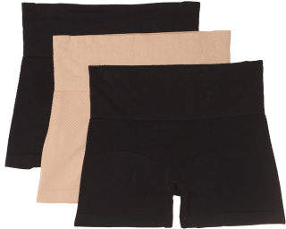 Double Layer Shaping Shorts