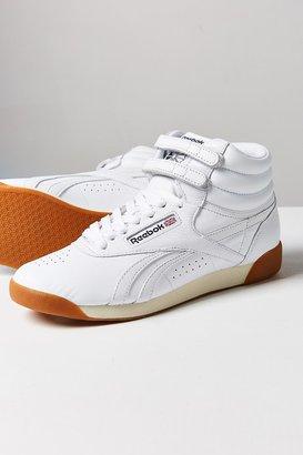 Reebok Freestyle Hi Fitness Sneaker $70 thestylecure.com