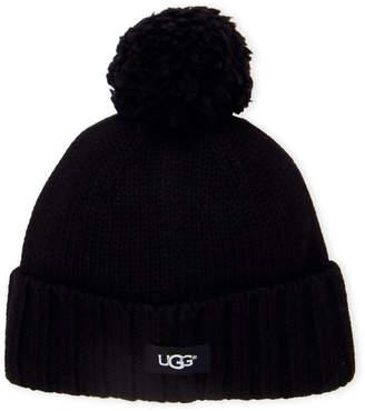 UGG Cuffed Pom Hat