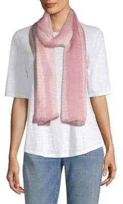 Eileen Fisher Sheer Silk Scarf