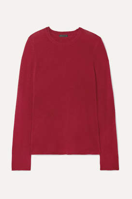 ATM Anthony Thomas Melillo Cashmere Sweater - Red