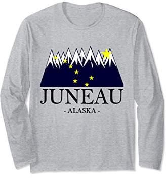 Juneau Alaska - T-Shirt | Long Sleeve Tee - Gift