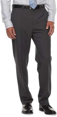 Chaps Men's Performance Series Classic-Fit 4-Way Stretch Suit Pants
