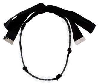 Celine Bead Strand Necklace