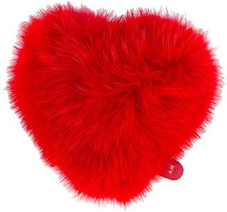 Anya Hindmarch Fur heart sticker