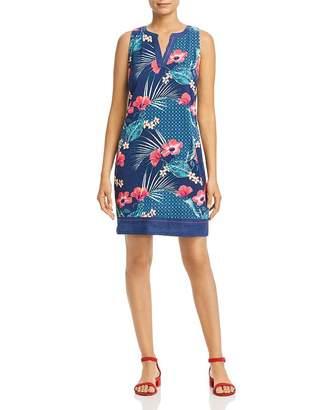Tommy Bahama Tuscan Trellis Printed Shift Dress