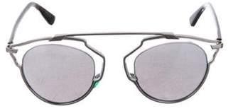 Christian Dior So Real Mirror Sunglasses