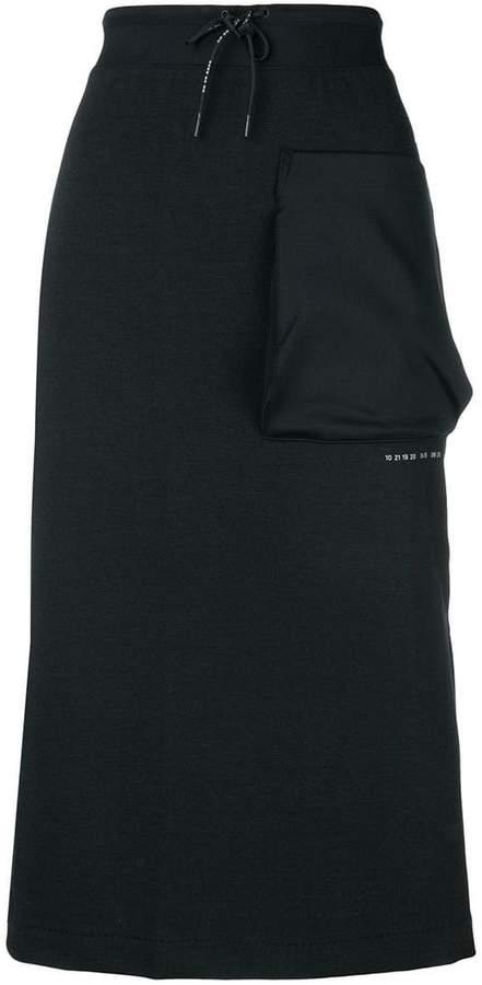 Nike drawstring skirt