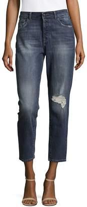 DL1961 Premium Denim Women's Goldie High-Rise Jeans