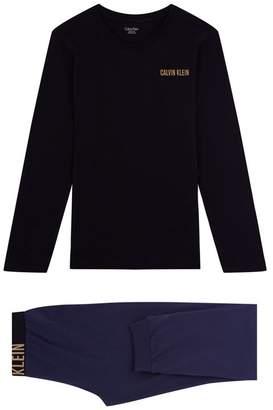 Calvin Klein Logo Pyjamas