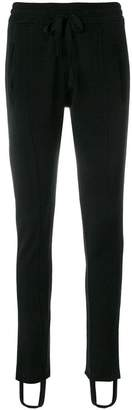Laneus stirrup leggings