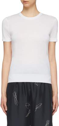 Theory Wool blend T-shirt