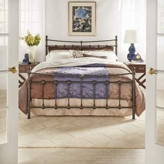 Three Posts Moreira Panel Bed
