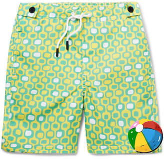 Frescobol Carioca - Boys Ages 2 - 8 Ipanema Printed Swim Shorts