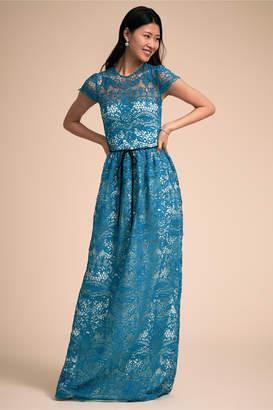 ML Monique Lhuillier Azure Dress