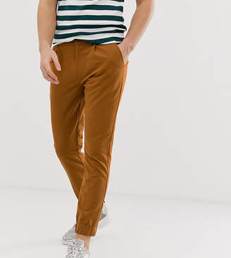 Collusion COLLUSION smart skinny pants with elasticated cuff