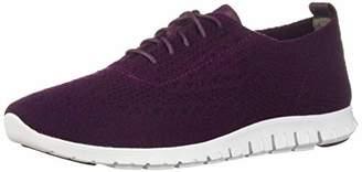 Cole Haan Women's Zerogrand Stitchlite Wool Oxford Shoe