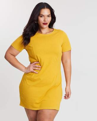 ICONIC EXCLUSIVE - Miranda Mini Fitted Dress