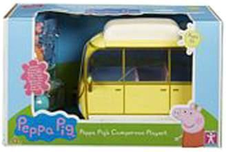 Peppa Pig Deluxe Campervan Play Set
