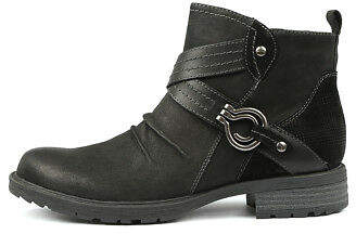 Earth New Laurel Ea Womens Shoes Boots Ankle