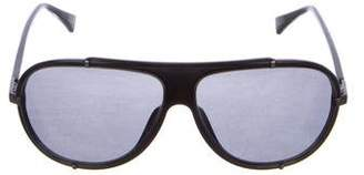 Lanvin Aviator Tinted Sunglasses