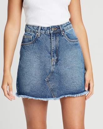 Sasha Denim Skirt