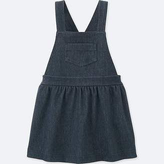 Uniqlo Toddler Long-sleeve Jumper Dress