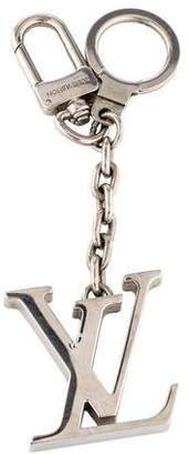 Louis Vuitton Initiales Key Holder and Bag Charm