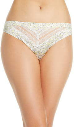Jason Wu Collection Lace Inset Bikini
