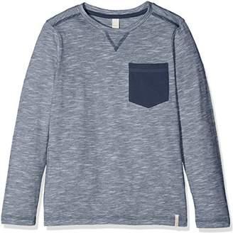 Esprit Boy's RL1026402 Longsleeve T - Shirt (Navy Blue 470)