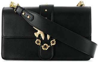Pinko Love Simply jewelled buckle bag