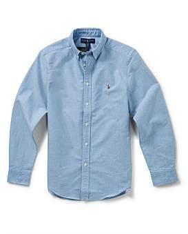 Polo Ralph Lauren Solid Oxford Shirt (S-Xl)