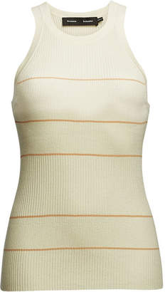 Proenza Schouler Knit Tank Top in Silk and Cashmere