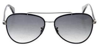 Paul Smith Haden Aviator Sunglasses