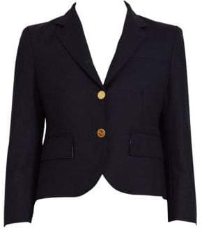 Thom Browne Drop Lining Classic Jacket