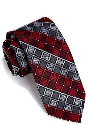 Perry Ellis Rossi Geo Pattern Tie