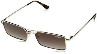 Vogue Women's 0vo4106s Rectangular Sunglasses