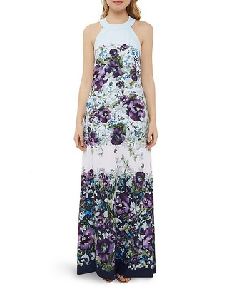 Ted Baker Entangled Enchantment Maxi Dress $429 thestylecure.com