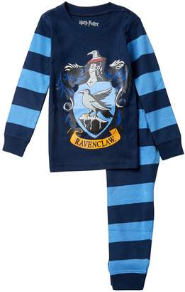 Intimo Harry Potter Ravenclaw Snug Fit Cotton PJ Set (Little Boys & Big Boys)