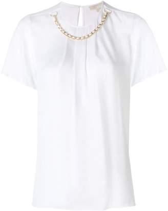MICHAEL Michael Kors ruffled blouse